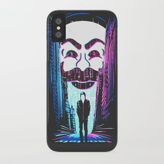 Protect your iPhone with a one-piece, impact resistant, flexible plastic hard case featuring an extremely slim profile. Simply snap the case onto your iPhone for solid protection and direct access to all device features. https://society6.com/product/mr-robot744300_iphone-case?curator=2tanduk