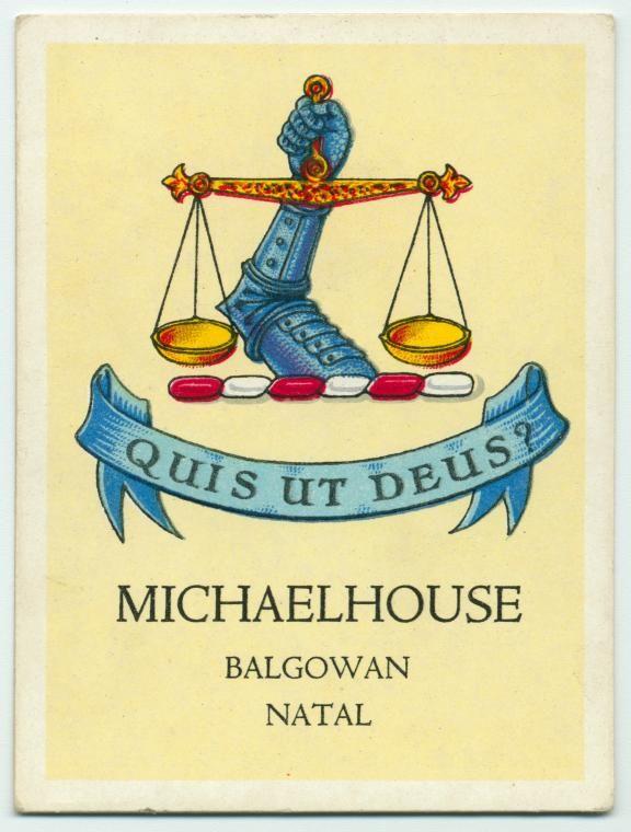 Michaelhouse School in Balgowan, founded in 1896.