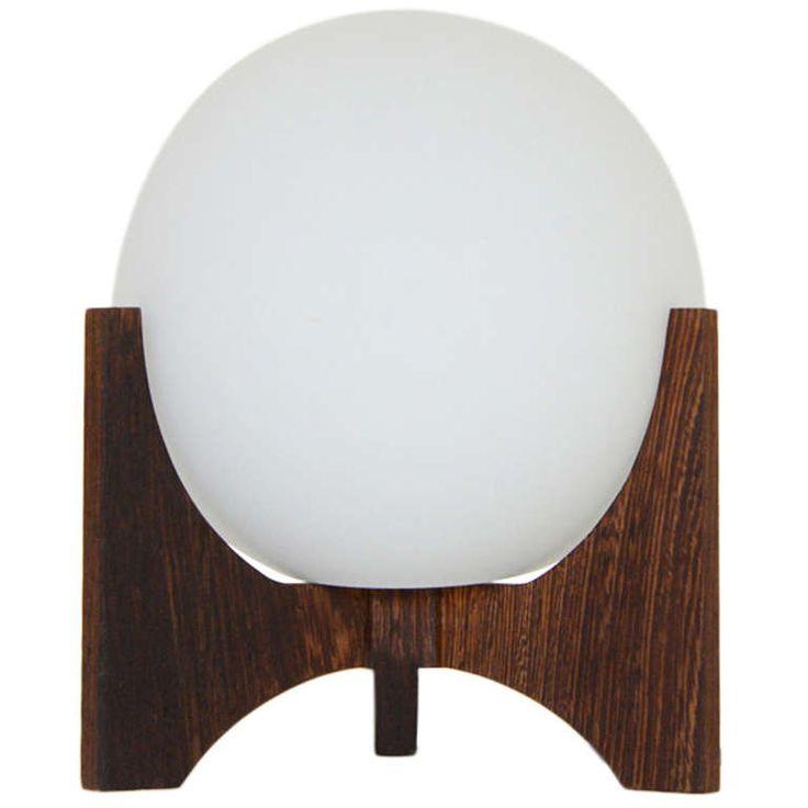 Beautiful Raak Table Lamp Model D-2022 Hokusai | 1stdibs.com