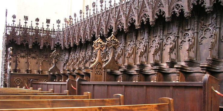 ErfurtDomGestuehl - Cathédrale d'Erfurt — Wikipédia
