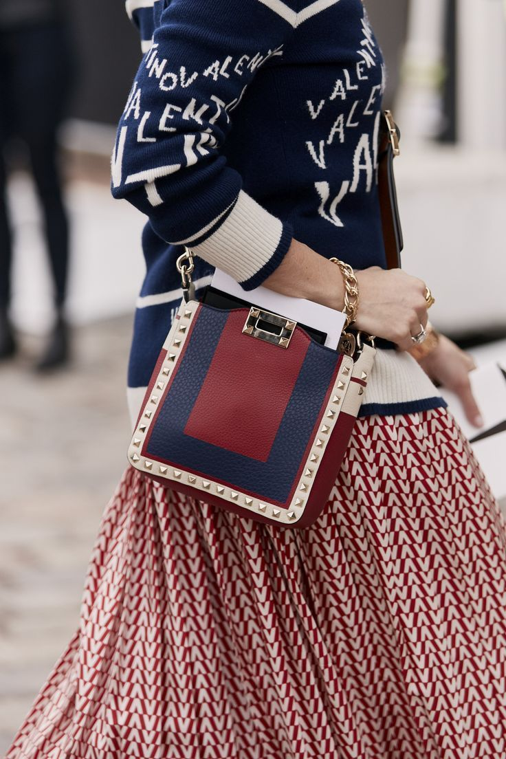 Paris Fashion Week Street Style Mehr Herbst 2019 6 Accessoires