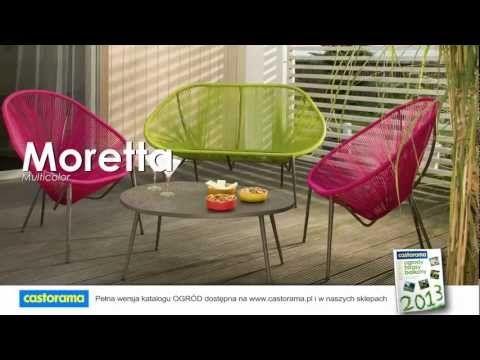 Meble ogrodowe Moretta