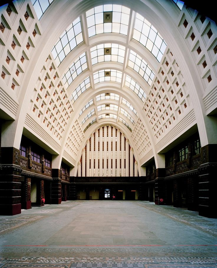 Plan voor herbestemming postkantoor Rotterdam - architectenweb.nl