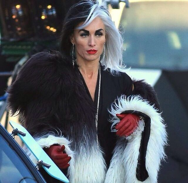Lucifer Once Upon A Time: 17 Best Images About Cruella