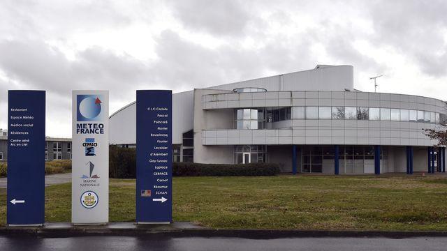 Le siège de Météo-France à Toulouse, le 23 février 2015 - A.Grésy