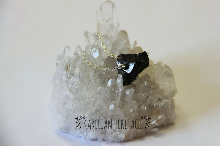 Shungite necklaces are a great means of bringing an internal HARMONY to both your body and your soul  Apart from the huge influence on your body, this wonderful crystal has also proven to be a perfect tool for balancing CHAKRAS and helping people to restore their energetic balance resulting in their well-being and joyfulness ☯️ Follow the link to find your PERFECT NECKLACE from $10 to be healthy and protected!  #KarelianHeritage #KarelianShungite