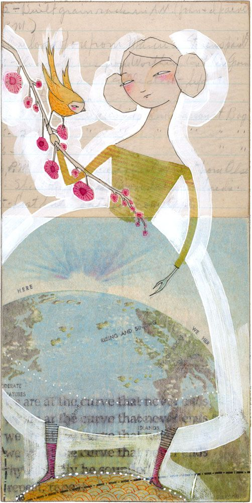 cori dantini  - one of my very very favorite illustrators