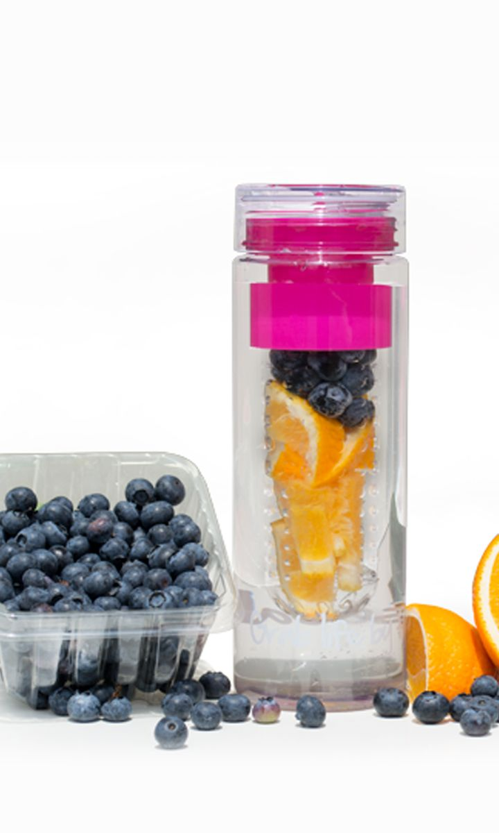 Use it to infuse fruit, or to DIY your detox routine. Get this fruit infuser bottle for free by joining FabFitFun. Use code INFUSE. https://vip.fabfitfun.com/fruit?utm_source=pinterest&utm_medium=cpc&utm_campaign=fruit Offer valid through 7/15/15