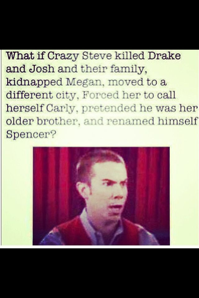 Mind Blown Childhood Ruined | my god mind blown.. Childhood ruined #icarly ... | Things that make ...