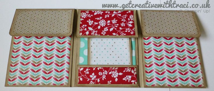One Sheet Wonder Mini Album 1 video Tutorial and template available by Independent Stampin Up Demonstrator Traci Cornelius of www.getcreativewithtraci.co.uk