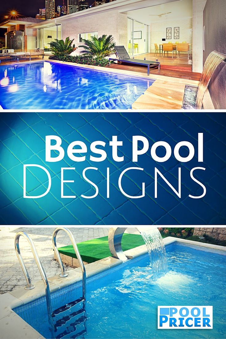 5 adjectives that describe the best pool designs inground