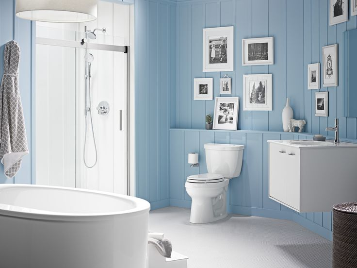 Redesign Your Bathroom With The Simple Look Of The Cimarron Collection By Kohler That Way