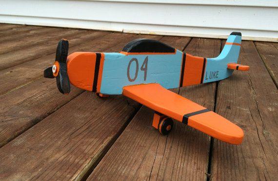 Avión de juguete de madera                              …