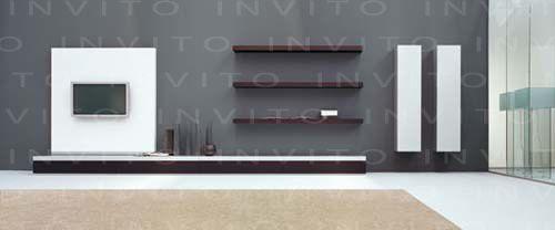 8 best muebles para tv images on pinterest tv unit for Accesorios para decoracion de interiores