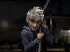 "Jack Frost! Who is your fictional soul mate? [for girls, only] Cute and humorous, you will do anything FUN. You and Jack would enjoy throwing snowballs at innocent bystanders, getting angry with creepy guys who appear to have horrible depression symptoms, and riding in Santa's sleigh while making cracks about the Easter Bunny. *** Jack Frost from: Dreamworks's ""Rise of the Guardians""."