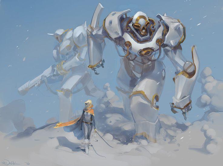 Snow Stroll by Mr--Jack on DeviantArt