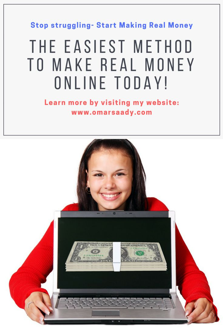 Stop struggling- Start Making Real Money Online today! with this new auto payment system...