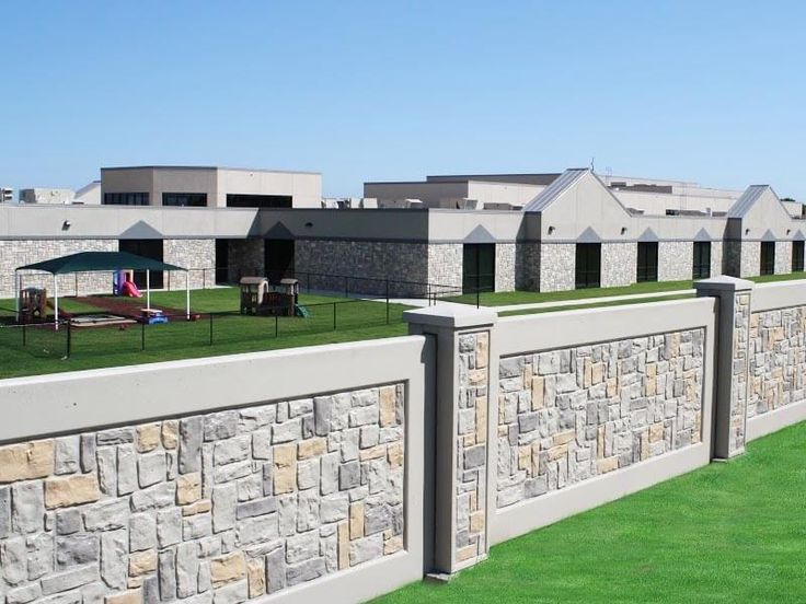 Best 25 concrete fence ideas on pinterest contemporary fencing and gates concrete fence - Precast concrete fences ...