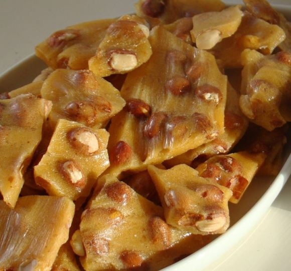 how to make banana brittle