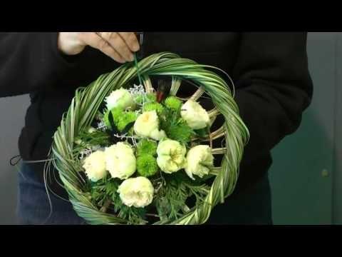 Ramo de novia Corona - YouTube