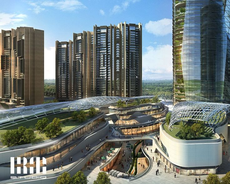 Shishi Yangneiting Mixed Use Planning