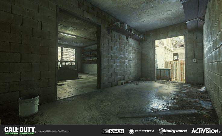 ArtStation - Call of Duty: Modern Warfare Remastered -- Crash, Christina Ellerby