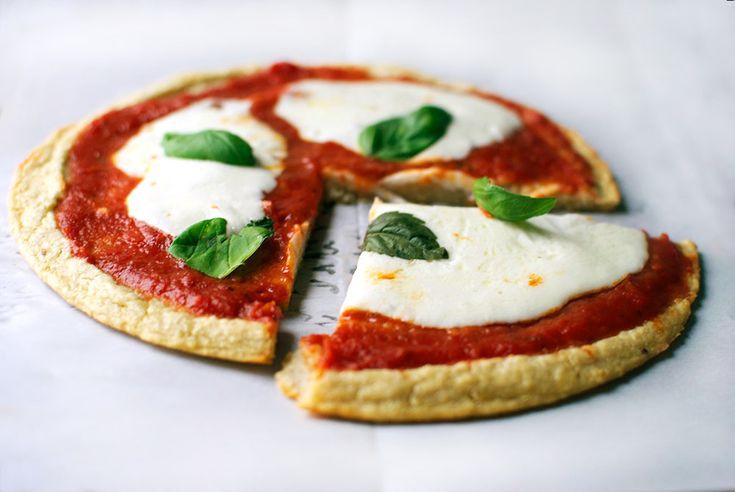 quinoa-pizza-crust ~ nix the cheese