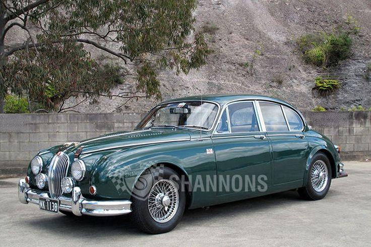 Jaguar MkII 3.8 'Manual' Saloon Jaguar, Jaguar car