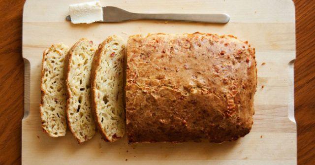 Rychlý chlieb bez kvasenia