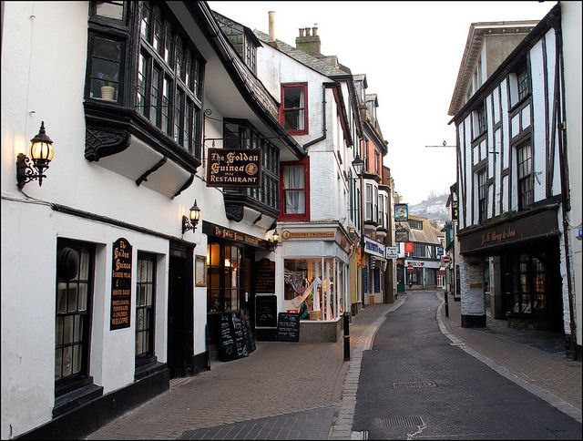 #17th century buildings in Looe, Cornwall my love of looe in cornwall is so great i try to go visit every time i go to my  mums