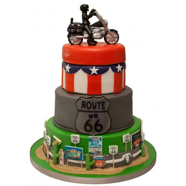 17 Best Images About Birthday Cake Designs On Pinterest