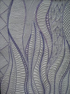 Quilt to the Edge: 2012 Free Motion Quilting Challenge-June-Cindy Needham