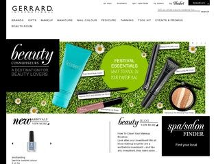 'The Natural Nail Company' now 'Gerrard International', a team of over sixty dedicated beauty professionals and lovers and a portfolio of leading professional beauty brands. Founded by Susan and Ian Gerrard.