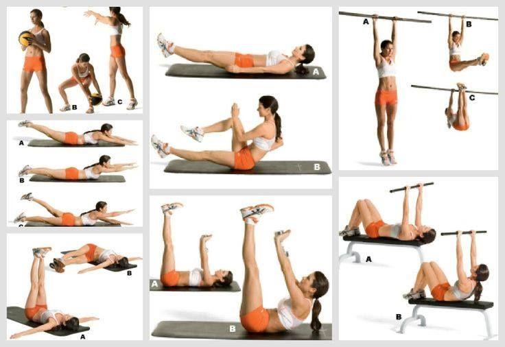 Exceptionnel Exercice pour maigrir du ventre - Perde du poids OQ23