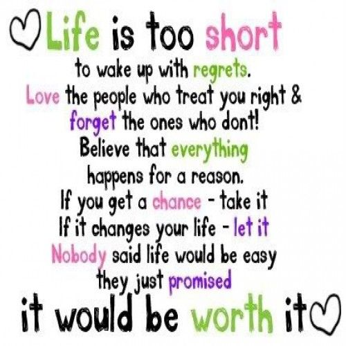 Life Is Too Short Quotes And Sayings: Facebook Comments > Life Quotes > Life Is Too Short Quotes