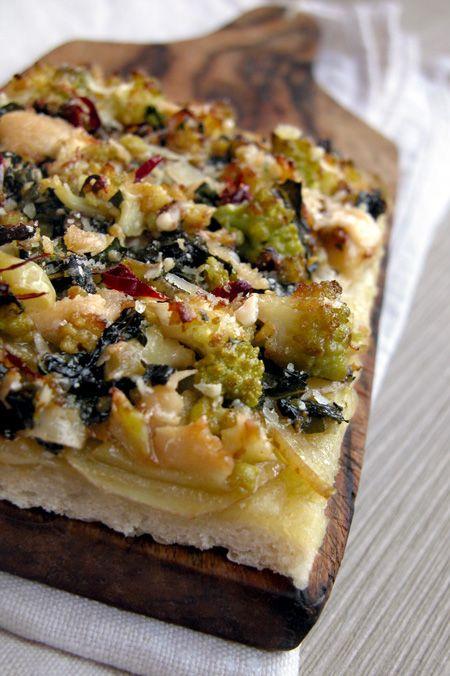 pizza broccoli e patate
