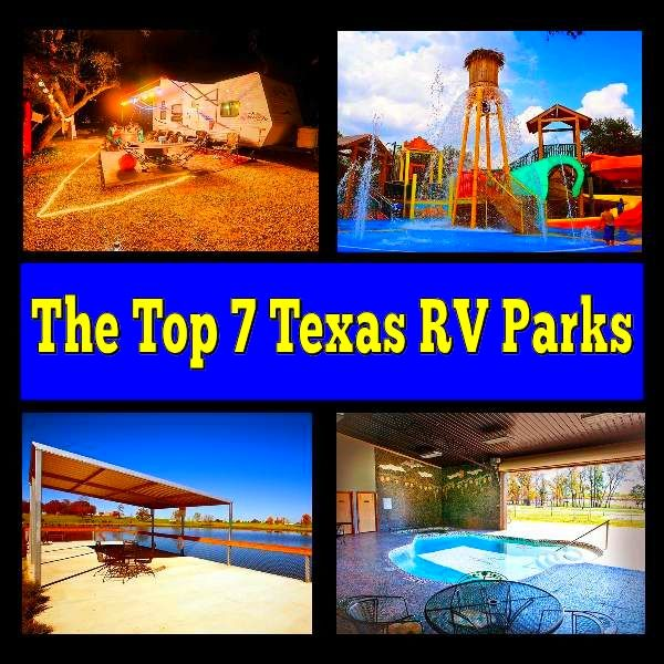 The Top 7 Texas RV Parks