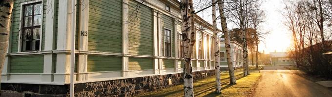 Oulun kasarmi, kokouspalvelut