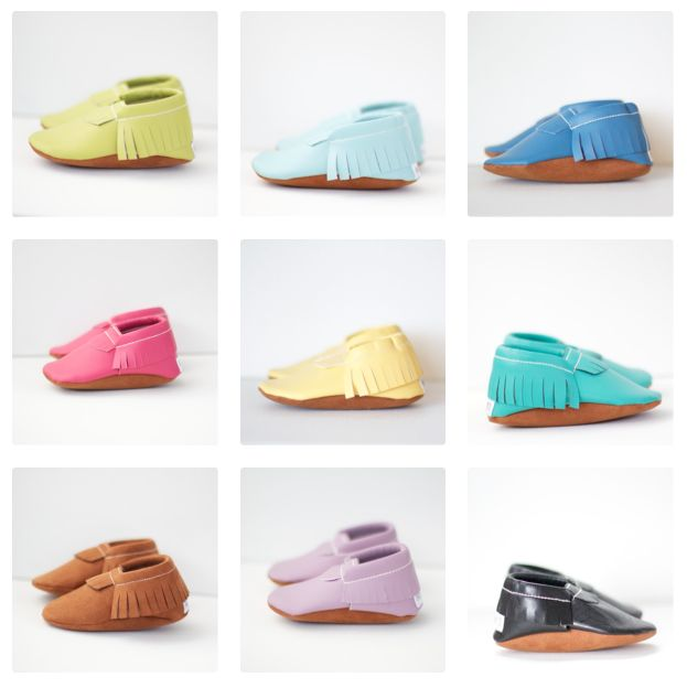 vegan + eco friendly moccasins + more at Faux Moccs