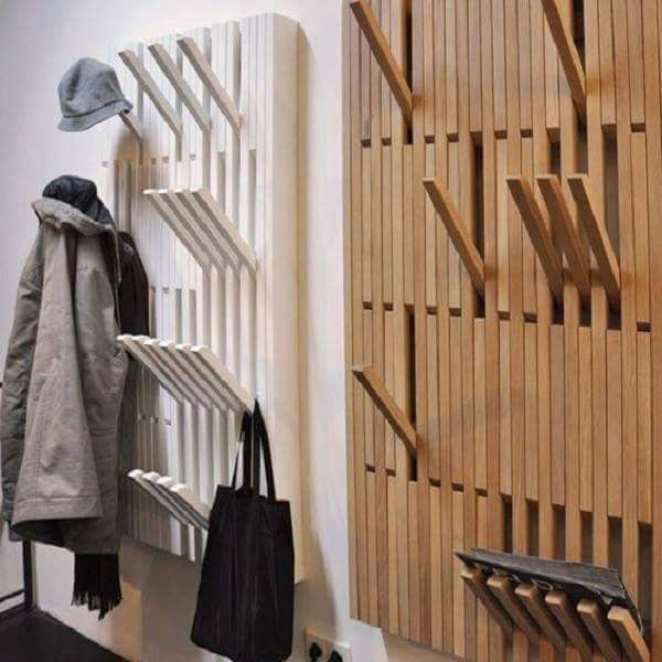 18+ Wondrous Wood Working Jewlery Ideas