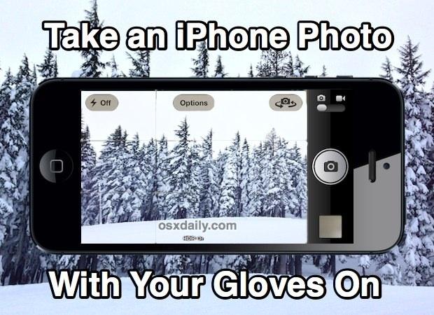 #Trucchi e #dritte per usare al meglio la #fotocamera del vostro #iPhone - http://www.appleflick.com/come-scattare-fotografie-con-liphone-senza-togliersi-i-guanti/