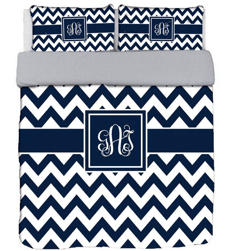 Custom+Personalized+Chevron+Duvet+Cover+and+shams++by+redbeauty,+$179.00