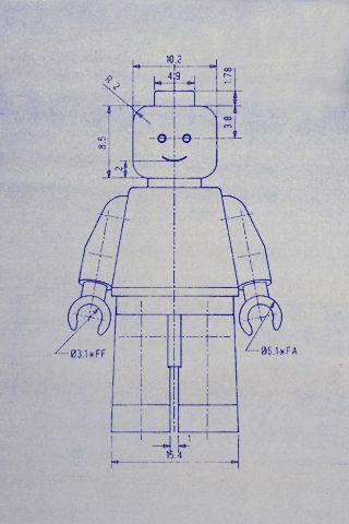 Lego.Blueprint | Flickr - Photo Sharing!