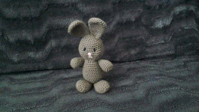 ElaMakrela Crochet: Bunny