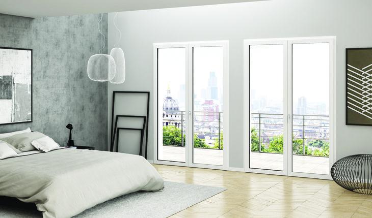 Les 36 meilleures images propos de porte fen tre et baie for Decoration fenetre blanc de meudon