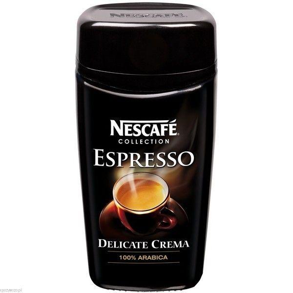 Kawa NESCAFE ESPRESSO 100g opak.12 | spozywczo.pl Nescafe Espresso możesz kupić w naszym sklepie internetowym: http://www.spozywczo.pl/hurtownia-kawy-herbaty