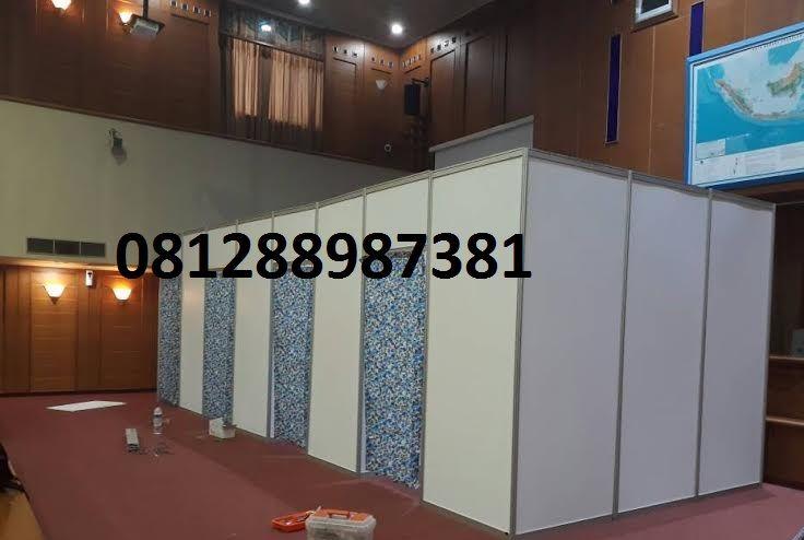 Sewa Fitting Room Murah Surabaya Storage Penyewaan Lampu