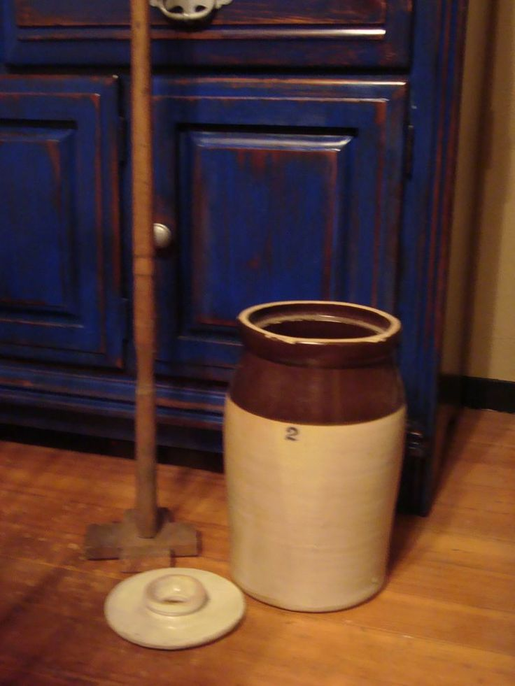 17 Best Images About Vintage Butter Churns Home Made On