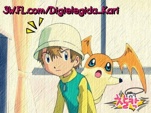 Takeru Takaishi (Tikey Takaishi) 1 2 [3] 4 5 6 7 : [b][u][i]Photo:[/i][/u] #90[/b]  TP de geografias (O) =/  Lugo viene amigas =) | digielegida_kari