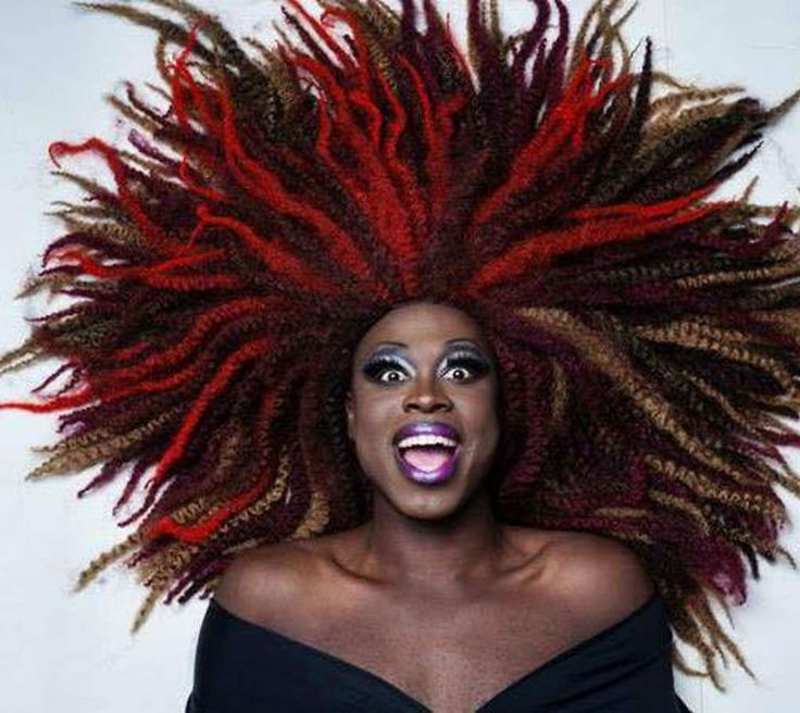 """Bob the Drag Queen, winner of Season 8 on """"RuPaul's Drag Race,"""" will perform at the Drag Queens of Comedy in San Francisco on May 28. His first drag name was """"Kitten with a Whip,"""" which was too hard for people to remember, so he became simply """"Bob the Drag Queen."""" Photo: Courtesy Of Drag Queens Of Comedy"""